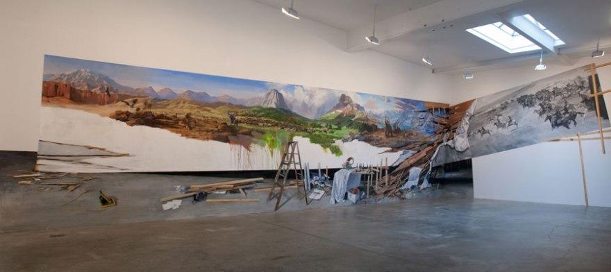 """Adam Cvijanovic, """"Discovery of America"""" (2012)"""