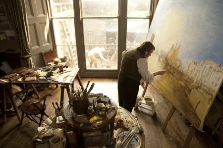Mr Turner by Mike Leigh