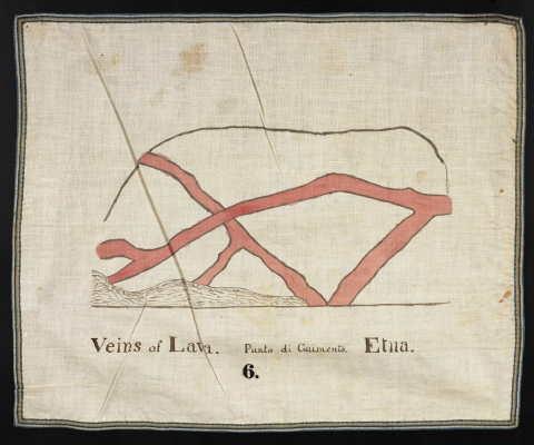 #06 Veins of Lava, Punto di Cuimento - Etna